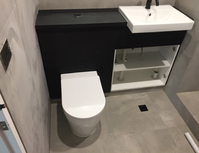 melbourne CBD bathroom renovation