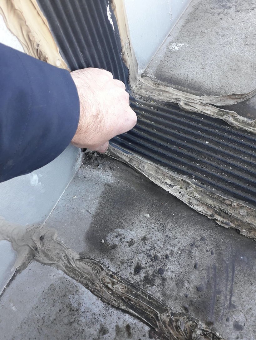 port melbourne water leak