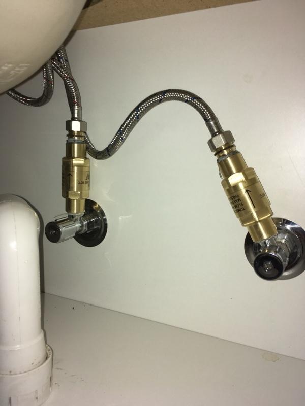 Residential Plumbing, Blackburn, Basin 1 valve