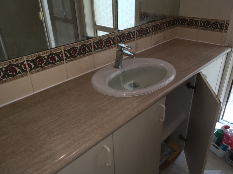 Residential Plumbing, Blackburn, Basin before fitting