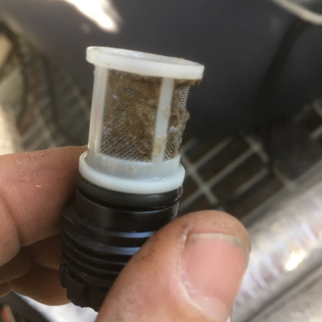 Residential Plumbing, Box Hill, Filter clogged
