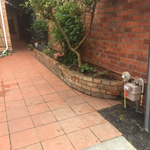 Residential Plumber, Alphington, Gas meter and line installed