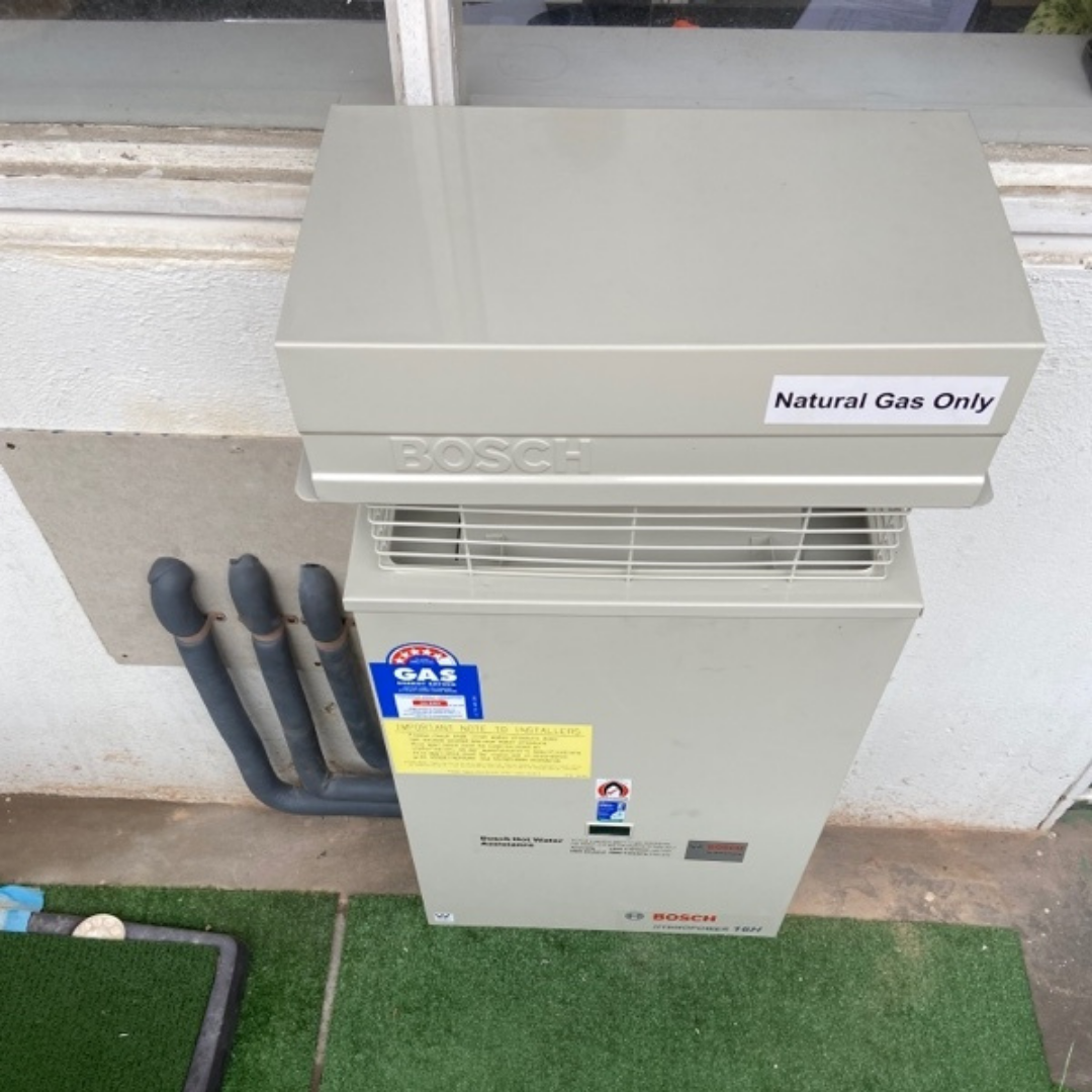 Plumber Melbourne, Toorak, New Hot Water Unit