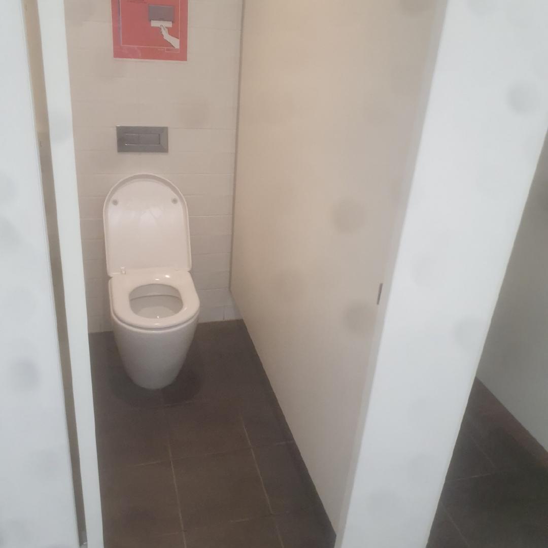 Plumber Melbourne, Melbourne CBD, Toilet After